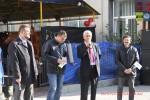 Открытие памятника шофёру Адаму Козлевичу Арконт Волгоград  Фото 23