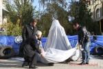 Открытие памятника шофёру Адаму Козлевичу Арконт Волгоград  Фото 24