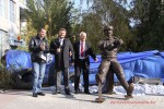 Открытие памятника шофёру Адаму Козлевичу Арконт Волгоград  Фото 26