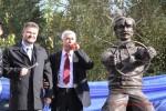 Открытие памятника шофёру Адаму Козлевичу Арконт Волгоград  Фото 27