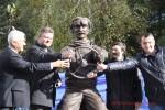 Открытие памятника шофёру Адаму Козлевичу Арконт Волгоград  Фото 29