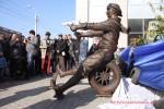 Открытие памятника шофёру Адаму Козлевичу Арконт Волгоград  Фото 32
