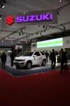 Suzuki S-cross на автосалоне в Париже 2012 Фото 008