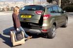 New Ford Kuga (UK)
