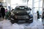 Новый год Hyundai компании АГАТ Фото 03