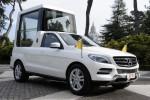 Папамобиль Mercedes-Benz ML 2012 Фото 02