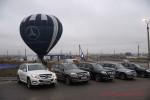 Презентация Mercedes GLK и B-класс Фото 21