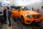 Презентация Mercedes GLK и B-класс Фото 26