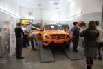 Презентация Mercedes GLK и B-класс Фото 28