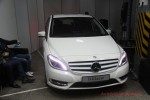 Презентация Mercedes GLK и B-класс Фото 35