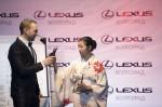 Презентация нового Lexus LS в Волгограде Фото 063