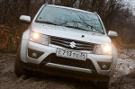 Suzuki грязи не боятся Волгоград 2012 Фото 06