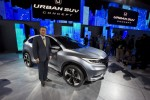 Honda Urban SUV Concept 2013 Фото 21
