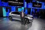 Honda Urban SUV Concept 2013 Фото 22