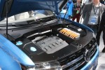 Концепт Volkswagen CrossBlue 2013 Фото 06