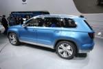 Концепт Volkswagen CrossBlue 2013 Фото 15