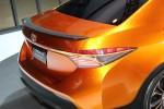Toyota Corolla Furia Concept 2013 Фото 06