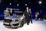 Mercedes-Benz CLA Фото 20
