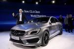 Mercedes-Benz CLA Фото 42