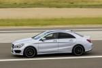 Mercedes-Benz CLA Фото 54