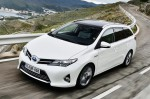 Toyota Auris Touring Sports 2013 Фото 10