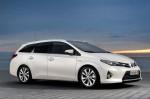 Toyota Auris Touring Sports 2013 Фото 2