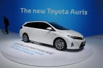 Toyota Auris Touring Sports 2013 Фото 20