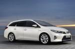 Toyota Auris Touring Sports 2013 Фото 4