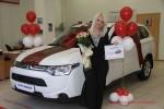 В Волгограде продан 15 000-ый Mitsubishi Outlander