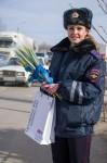 8 марта 2013 - Hyundai с ГИБДД поздравляют атоледи - Волгоград Фото 002