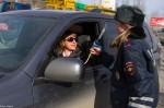 8 марта 2013 - Hyundai с ГИБДД поздравляют атоледи - Волгоград Фото 006
