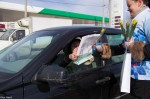 8 марта 2013 - Hyundai с ГИБДД поздравляют атоледи - Волгоград Фото 008