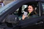 8 марта 2013 - Hyundai с ГИБДД поздравляют атоледи - Волгоград Фото 009