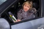 8 марта 2013 - Hyundai с ГИБДД поздравляют атоледи - Волгоград Фото 010