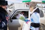 8 марта 2013 - Hyundai с ГИБДД поздравляют атоледи - Волгоград Фото 015