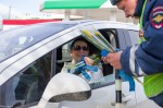 8 марта 2013 - Hyundai с ГИБДД поздравляют атоледи - Волгоград Фото 016