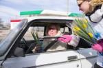 8 марта 2013 - Hyundai с ГИБДД поздравляют атоледи - Волгоград Фото 020