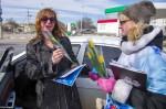 8 марта 2013 - Hyundai с ГИБДД поздравляют атоледи - Волгоград Фото 022