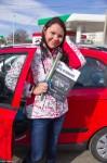 8 марта 2013 - Hyundai с ГИБДД поздравляют атоледи - Волгоград Фото 025