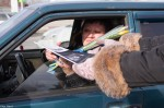 8 марта 2013 - Hyundai с ГИБДД поздравляют атоледи - Волгоград Фото 026