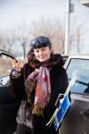 8 марта 2013 - Hyundai с ГИБДД поздравляют атоледи - Волгоград Фото 1