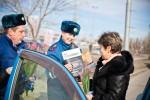 8 марта 2013 - Hyundai с ГИБДД поздравляют атоледи - Волгоград Фото 10