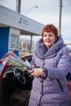8 марта 2013 - Hyundai с ГИБДД поздравляют атоледи - Волгоград Фото 14
