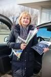 8 марта 2013 - Hyundai с ГИБДД поздравляют атоледи - Волгоград Фото 15