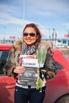 8 марта 2013 - Hyundai с ГИБДД поздравляют атоледи - Волгоград Фото 16
