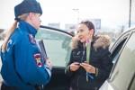 8 марта 2013 - Hyundai с ГИБДД поздравляют атоледи - Волгоград Фото 17