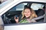 8 марта 2013 - Hyundai с ГИБДД поздравляют атоледи - Волгоград Фото 18