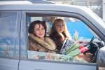8 марта 2013 - Hyundai с ГИБДД поздравляют атоледи - Волгоград Фото 19