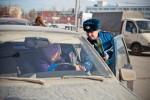 8 марта 2013 - Hyundai с ГИБДД поздравляют атоледи - Волгоград Фото 20