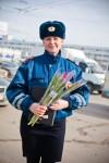 8 марта 2013 - Hyundai с ГИБДД поздравляют атоледи - Волгоград Фото 21